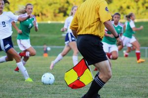 Soccer Referee